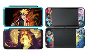 Naruto Vinyl Decal Skin Sticker Protector For Nintendo New 2ds Xl Ll Skins Ebay