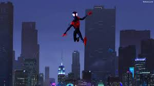 into the spider verse wallpaper page