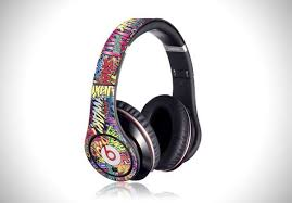 Graphic Headphone Decals Beats By Dr Dre Gelaskins