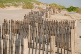 Why Fences Are Built On Sand Dunes Americana The Beautiful