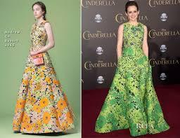Sophie McShera In Andrew Gn - 'Cinderella' LA Premiere - Red Carpet Fashion  Awards