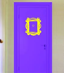 Friends Door Frame Wall Decal Sticker Vinyl Art Decor Room Funny Tv Sh Boop Decals