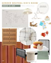 Mood Board Monday Gender Neutral Kid S Room Chris Loves Julia