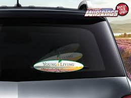 Young Living Essential Oils Wipertags Attach To Rear Wiper Blade Or Bumper Wipertags