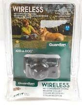 Guardian Wireless Pet Fence Receiver Collar By Petsafe 8lbs For Sale Online Ebay