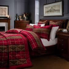 red bedding bed linen design red duvet