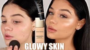 everyday glowy makeup tutorial 2019