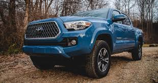 2019 toyota tacoma review not an ideal