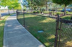 Pin On Pet Fence And Exercise Area In Dupont