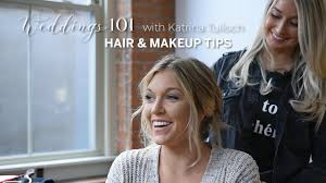 wedding beauty 101 hair makeup tips