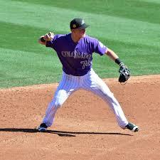 MLB Rookie Profile: Pat Valaika, INF, Colorado Rockies - Minor ...