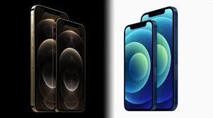 Compared: iPhone 12 versus iPhone 12 mini versus iPhone 12 Pro versus  iPhone 12 Pro Max