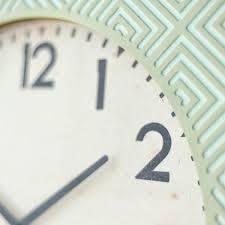Shop Mercana Ida Green Clock - Free Shipping Today - Overstock ...