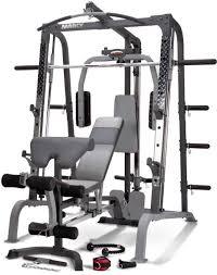 Marcy SM4000 Deluxe Smith | Multi gym, Home multi gym, Smith machine
