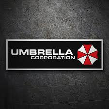 Sticker Umbrella Corporation Muraldecal Com