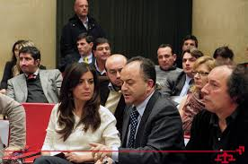 File:Nicola Gratteri and Fulvio Abbate - VeDrò legalità 2011.jpg -  Wikimedia Commons