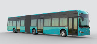 Articulated Irizar ie bus for Frankfurt - Irizar Sweden
