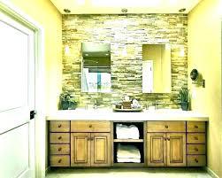bathroom mirror frame kit toppost co
