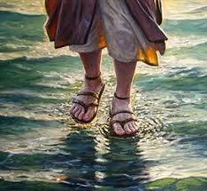 """Abbazia Santa Maria di Pulsano Lectio Divina """" Gesù che cammina sulle acque"""""""