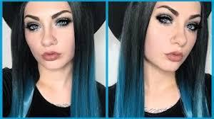 everyday gothic makeup tutorial