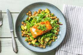 Spanish-Style Cod with Chickpeas Recipe ...