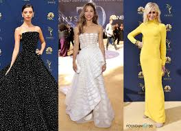 The Best Dressed At The Emmy Awards 2018 - fountainof30.com