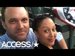 Tamera Mowry Defends Her Man Adam Housley: 'My Husband Is Not A Racist' -  YouTube