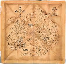 Never Land Map Neverland Map Map Neverland