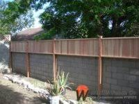 Putting A Fence On Top Of A Wall Urban75 Forums