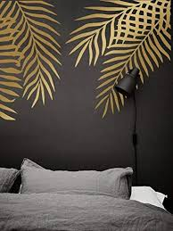 Amazon Com Large Palm Leaf Decals Monstera Wall Decals Tropical Leaf Decals Palm Leafs Decals Palm Leaf Stickers Gift For Her Wife Gift Ga190 Handmade