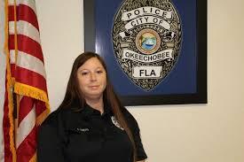 Meet the officer: City police dispatcher Ericka Smith - Lake Okeechobee  News   Lake Okeechobee News