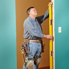 learn how to install a door right in