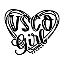 Amazon Com Vsco Girl Heart Decal Large Black Wall Sticker For Girls Who Like Scrunchies Water Bottles Turtles Metal Straws Tea And Sksksk 18 X 15 Heart 18 X15 Baby