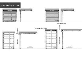 Gates Fences Free Cad Blocks Download Drawings