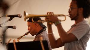 Steve Coleman And Five Elements: Newport Jazz 2011 : NPR