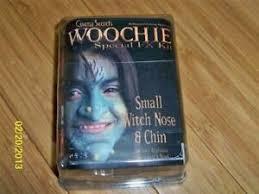 woochie ez witch chin nose makeup kit