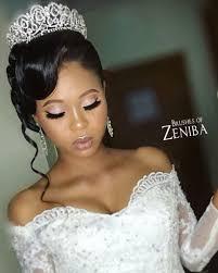 images of nigerian bridal makeup
