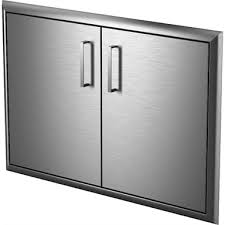 matador double access door for bbq