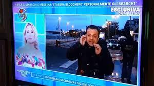 """STRETTO MESSINA: DE LUCA VUOLE BLOCCARE TUTTI. MUSUMECI: """"ORA VA ..."""