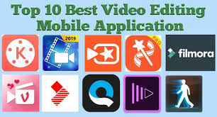 video editing apps for android phone