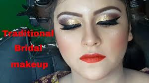traditional bridal makeup part 3 a