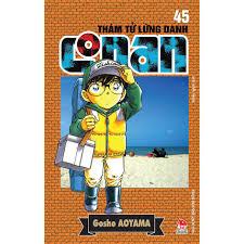 Thám tử lừng danh Conan Tập 45 (Quyển) – Siêu thị Ngọc Xuân