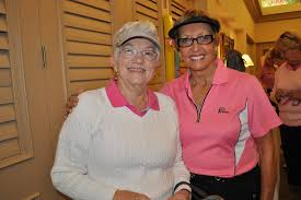 PHOTO GALLERY: Rosedale Rally for the Cure - Helen Weidemann and Alberta  Schmidt were eager to check out the raffle drawing items.   Your Observer