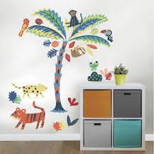 Brewster Tropical Rainforest Friends Peel Stick Wall Decal Art Kit At Menards