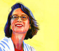 Abigail Johnson, after years of training, gets to put her stamp on ...