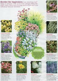 flower border better homes and gardens