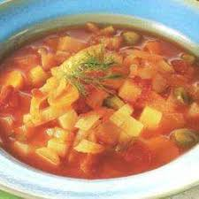 chunky vegetable soup recipe all