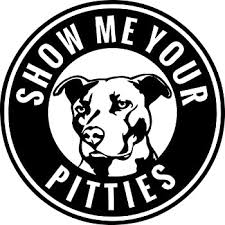 Amazon Com Bluegrass Decals Pit Dad Pit Bull Pitbull Dog White Decal Sticker H1106 Automotive