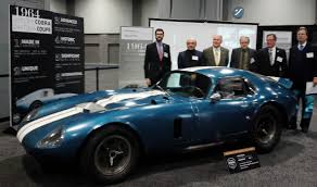 Shelby Daytona Cobra Coupe and ...