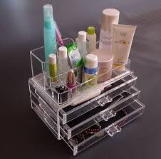 makeup organizer with drawers bed bath